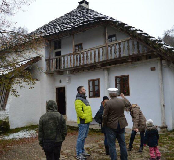 Exkurze mlýn Hoslovice
